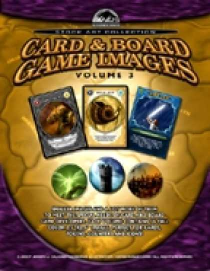 Role Playing Games - CARD & BOARD GAME IMAGES - Vol. 3