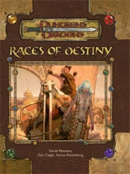 Role Playing Games - Races of Destiny