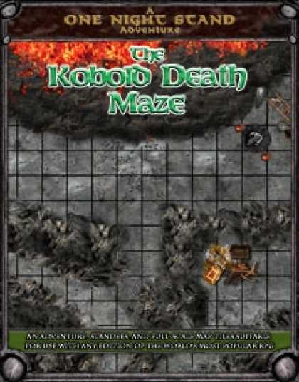 Role Playing Games - The Kobold Death Maze