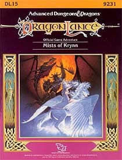 Role Playing Games - Mists of Krynn