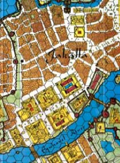 Role Playing Games - Jakálla – The City Half as Old as the Wo