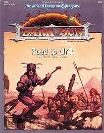 Role Playing Games - Road to Urik