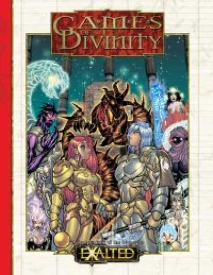 Role Playing Games - Games of Divinity