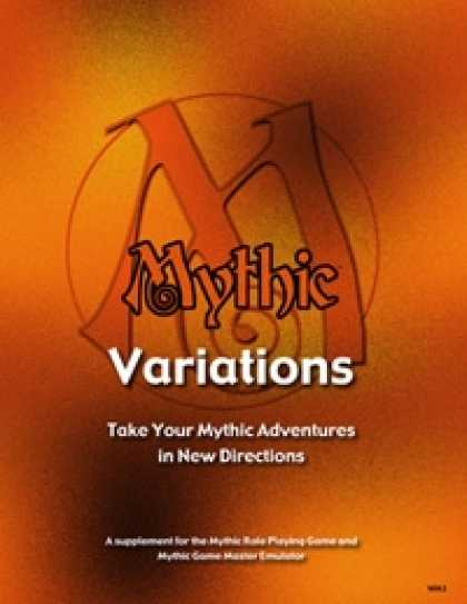 Role Playing Games - Mythic Variations