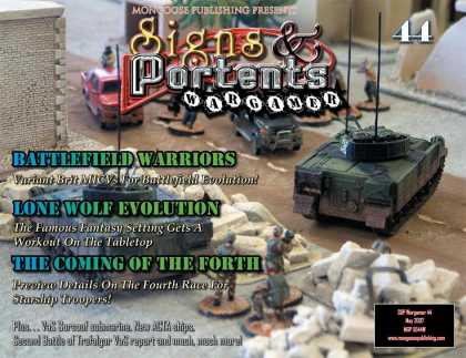 Role Playing Games - Signs & Portents 44 Wargamer