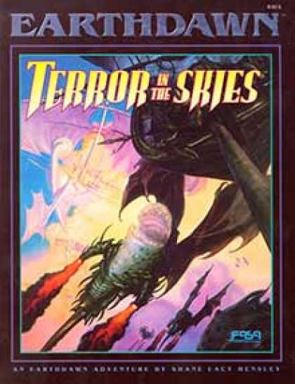 Role Playing Games - Terror in the Skies