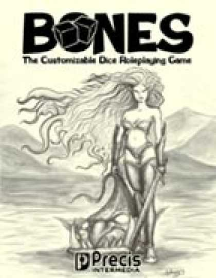 Role Playing Games - Bones: Customizable Dice RPG