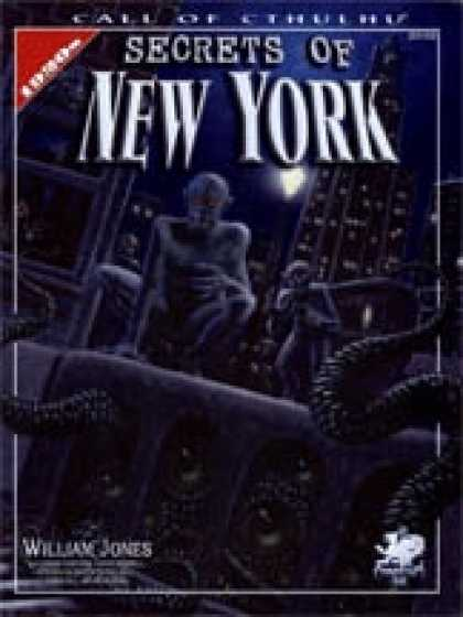 Role Playing Games - Secrets of New York