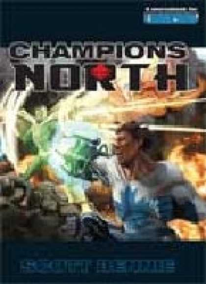 Role Playing Games - Champions Of The North