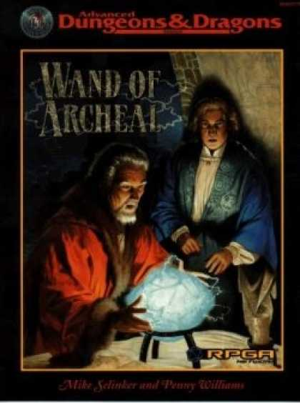 Role Playing Games - Wand of Archeal