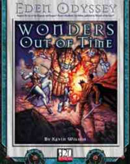 Role Playing Games - Wonders Out of Time