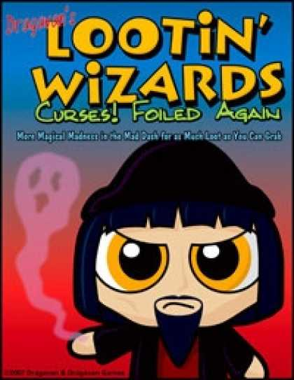 Role Playing Games - Lootin' Wizards: Curses! Foiled Again