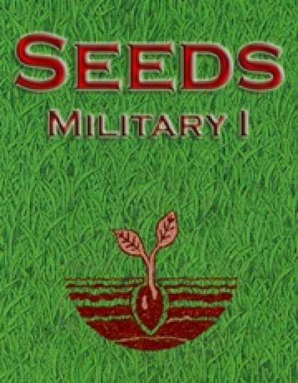Role Playing Games - Seeds: Military