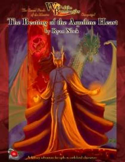 Role Playing Games - War of the Burning Sky #12: The Beating of the Aquiline Heart