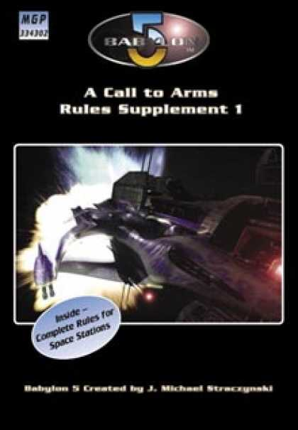 Role Playing Games - A Call to Arms Rules Supplement 1