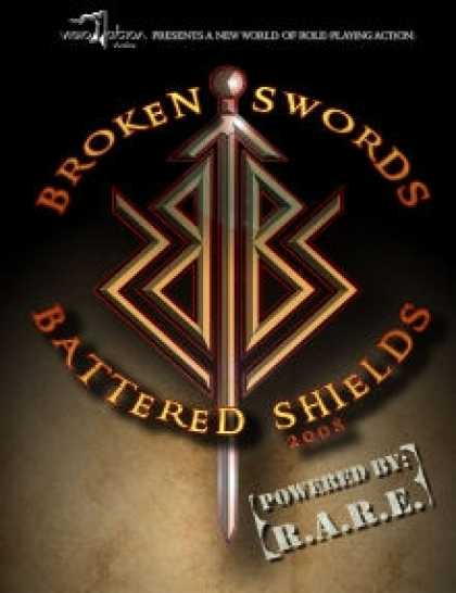 Role Playing Games - Broken Swords & Battered Shields