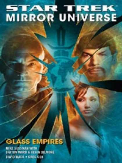 Role Playing Games - Star Trek: The Original Series: Mirror Universe Part 1: Glass Empires