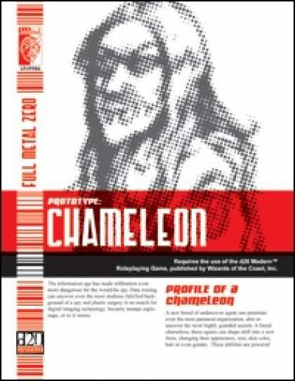 Role Playing Games - Prototype: Chameleon
