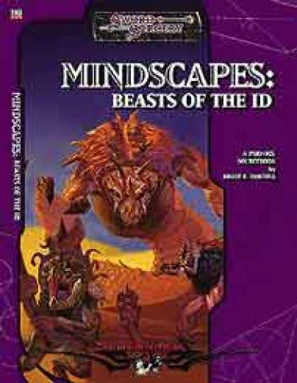 Role Playing Games - Mindscapes: Beasts of the Id