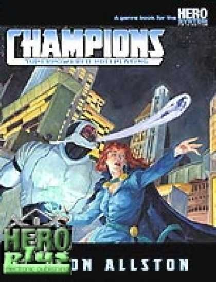 Role Playing Games - Champions - PDF