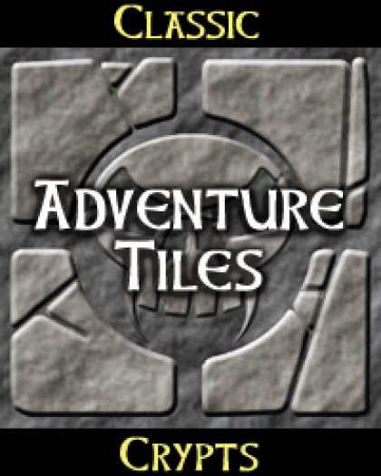 Role Playing Games - Classic Adventure Tiles: Crypts