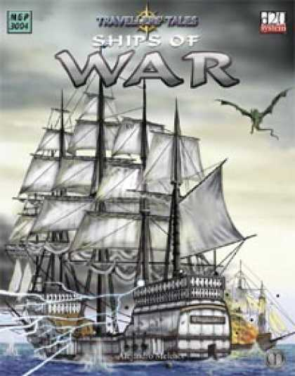 Role Playing Games - Ships of War