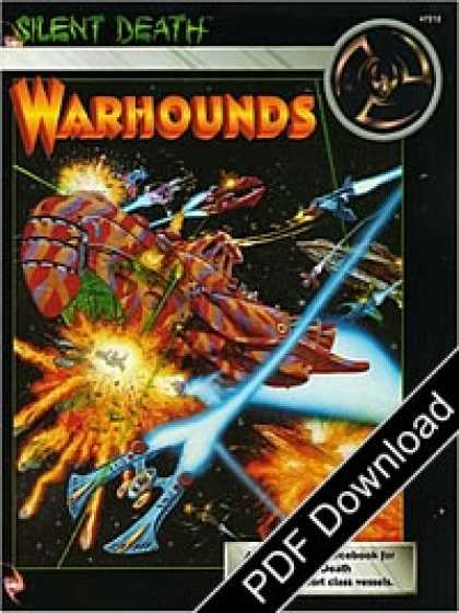Role Playing Games - Warhounds (Silent Death Annex book)