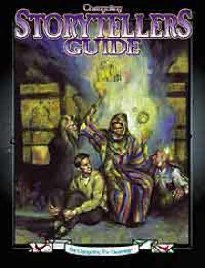 Role Playing Games - Changeling Storytellers Guide