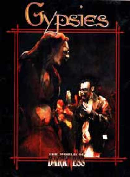 Role Playing Games - World of Darkness: Gypsies