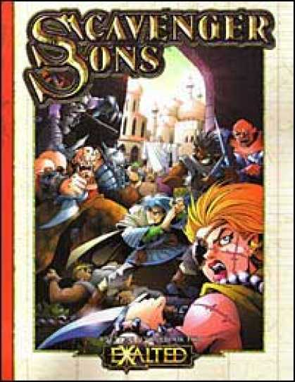 Role Playing Games - Scavenger Sons