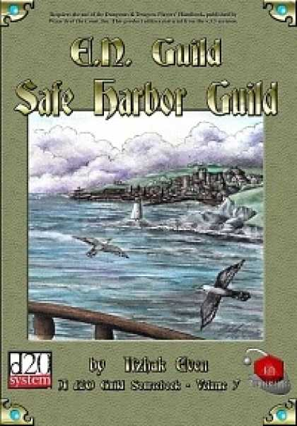 Role Playing Games - E.N. Guilds - Safe Harbor Guild