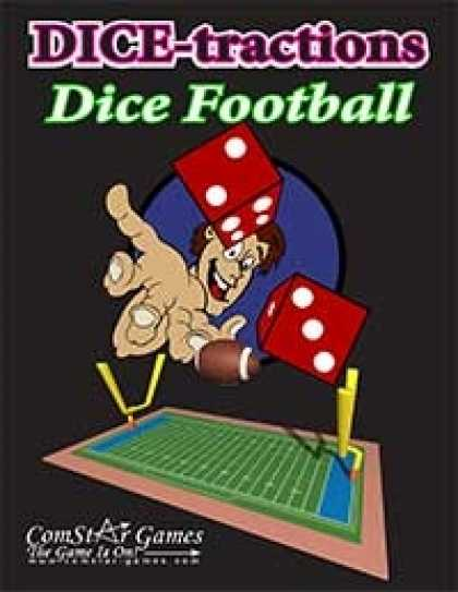 Role Playing Games - DICE-tractions - Dice Football