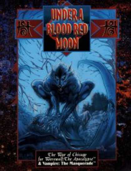 Role Playing Games - Under a Blood Red Moon