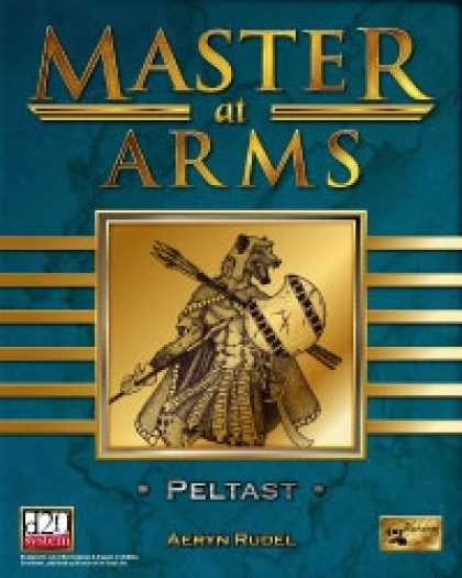 Role Playing Games - Master at Arms: Peltast
