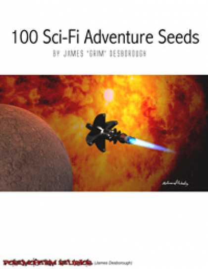 Role Playing Games - 100 Science Fiction Adventure Seeds