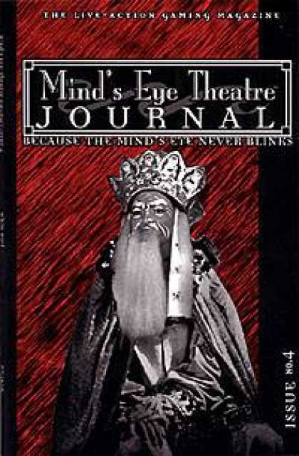 Role Playing Games - Mind's Eye Theatre Journal #4