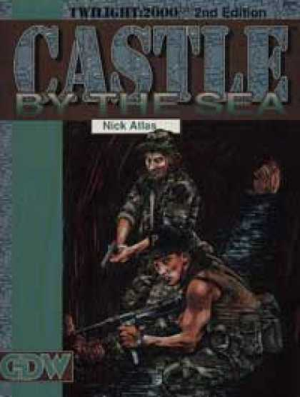Role Playing Games - Castle by the Sea