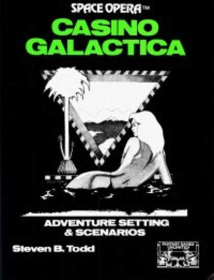 Role Playing Games - Space Opera: Casino Galactica