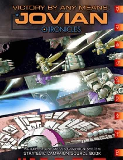 Role Playing Games - VBAM: Jovian Chronicles