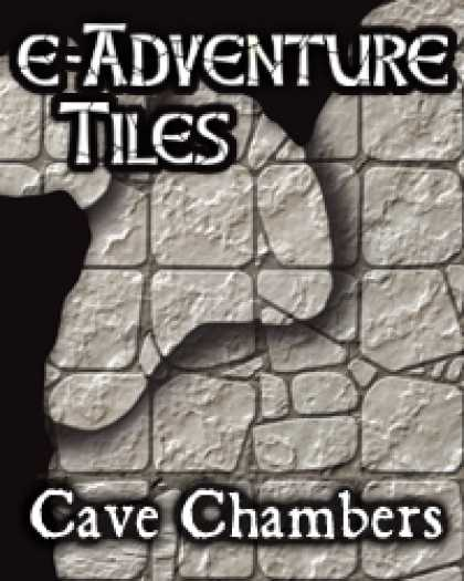 Role Playing Games - e-Adventure Tiles: Cave Chambers Vol. 1