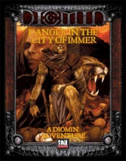 Role Playing Games - Danger in the City of Immer