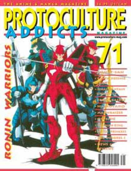 Role Playing Games - Protoculture Addicts #71