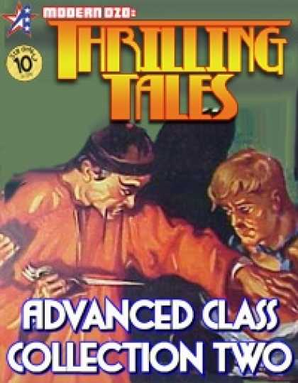 Role Playing Games - THRILLING TALES Advanced Class Collection Two