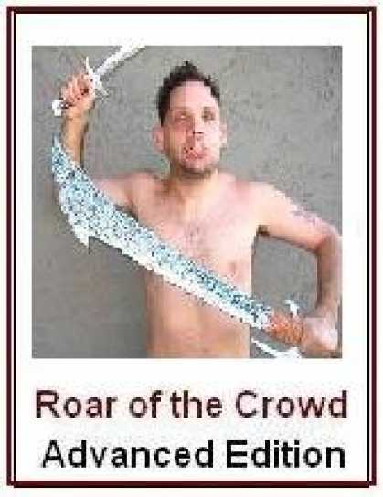 Role Playing Games - Roar of the Crowd Advanced Edition