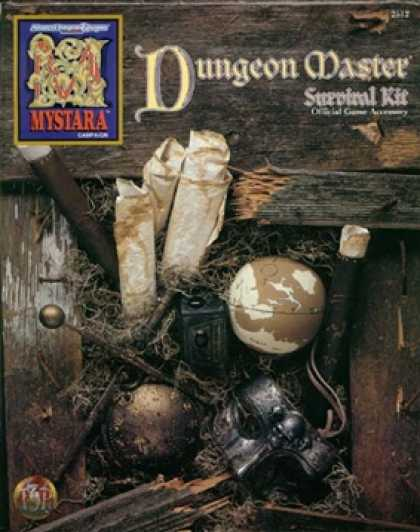 Role Playing Games - Dungeon Master Survival Kit