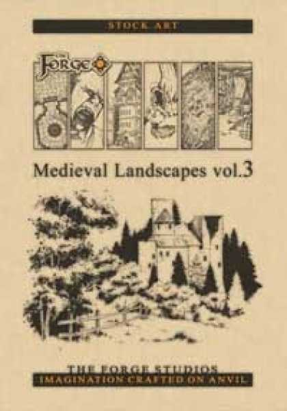Role Playing Games - Medieval Landscapes vol.3
