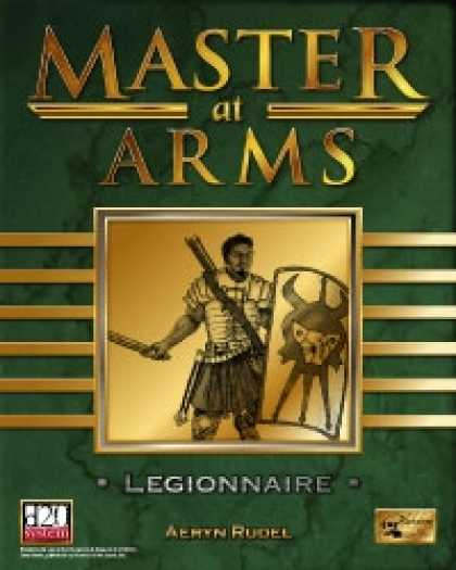 Role Playing Games - Master at Arms: Legionnaire