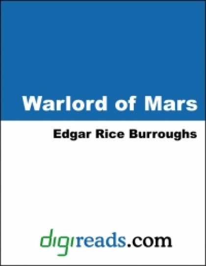 Role Playing Games - The Warlord of Mars