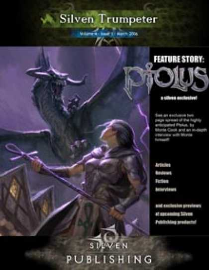 Role Playing Games - Silven Trumpeter March 2006 - The Ptolus issue