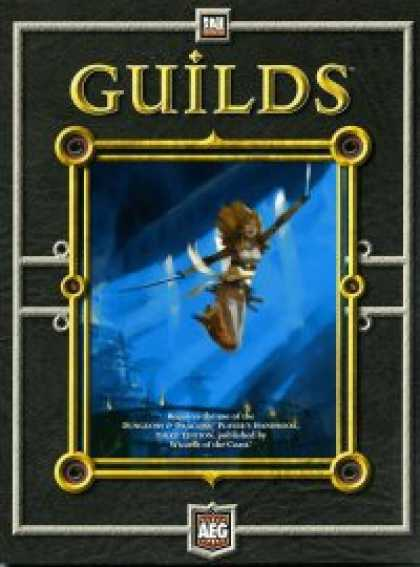 Role Playing Games - Guilds